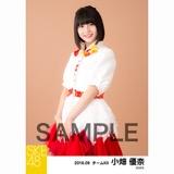 SKE48 2018年9月度 個別生写真5枚セット 小畑優奈