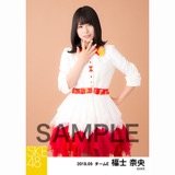 SKE48 2018年9月度 個別生写真5枚セット 福士奈央