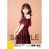 SKE48 2018年9月度 net shop限定個別生写真5枚セットvol.3 都築里佳