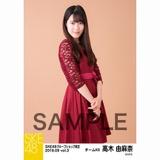 SKE48 2018年9月度 net shop限定個別生写真5枚セットvol.3 高木由麻奈