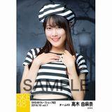 SKE48 2018年10月度 net shop限定個別生写真5枚セットvol.1 高木由麻奈