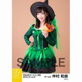 SKE48 2018年10月度 net shop限定個別生写真5枚セットvol.2 仲村和泉