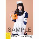 SKE48 2018年10月度 net shop限定個別生写真5枚セットvol.2 大芝りんか