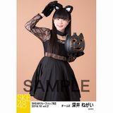 SKE48 2018年10月度 net shop限定個別生写真5枚セットvol.2 深井ねがい
