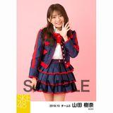 SKE48 2018年10月度 個別生写真5枚セット 山田樹奈