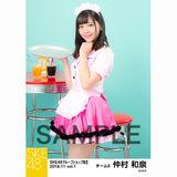SKE48 2018年11月度 net shop限定個別生写真5枚セットvol.1 仲村和泉