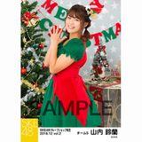 SKE48 2018年12月度 net shop限定個別生写真5枚セットvol.2 山内鈴蘭