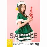 SKE48 2018年12月度 net shop限定個別生写真5枚セットvol.3 北川綾巴