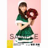 SKE48 2018年12月度 net shop限定個別生写真5枚セットvol.3 菅原茉椰