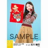 SKE48 2019年1月度 net shop限定個別生写真5枚セットvol.2 北川綾巴