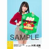 SKE48 2019年1月度 net shop限定個別生写真5枚セットvol.2 片岡成美