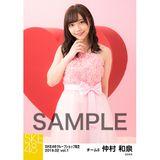 SKE48 2019年2月度 net shop限定個別生写真5枚セットvol.1 仲村和泉