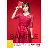 SKE48 2019年2月度 net shop限定個別生写真5枚セットvol.2 青木詩織