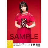 SKE48 2019年2月度 net shop限定個別生写真5枚セットvol.2 水野愛理