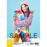 SKE48 2019年2月度 net shop限定個別生写真5枚セットvol.3 北川綾巴