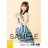 SKE48 2019年2月度 個別生写真5枚セット 北野瑠華