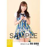 SKE48 2019年2月度 個別生写真5枚セット 須田亜香里