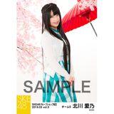 SKE48 2019年3月度 net shop限定個別生写真5枚セットvol.3 北川愛乃