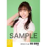 SKE48 2019年4月度 個別生写真5枚セット 須田亜香里