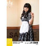 SKE48 2019年5月度 net shop限定個別生写真5枚セットvol.3 上村亜柚香