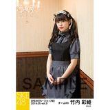 SKE48 2019年5月度 net shop限定個別生写真5枚セットvol.3 竹内彩姫