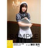 SKE48 2019年5月度 net shop限定個別生写真5枚セットvol.3 鎌田菜月