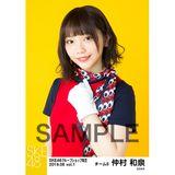 SKE48 2019年6月度 net shop限定個別生写真5枚セットvol.1 仲村和泉