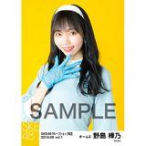 SKE48 2019年6月度 net shop限定個別生写真5枚セットvol.1 野島樺乃