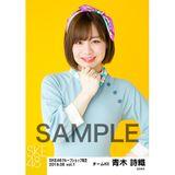 SKE48 2019年6月度 net shop限定個別生写真5枚セットvol.1 青木詩織