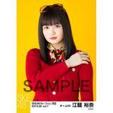 SKE48 2019年6月度 net shop限定個別生写真5枚セットvol.1 江籠裕奈
