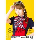 SKE48 2019年6月度 net shop限定個別生写真5枚セットvol.1 高柳明音