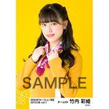 SKE48 2019年6月度 net shop限定個別生写真5枚セットvol.1 竹内彩姫