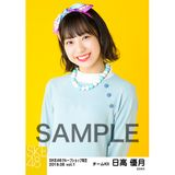 SKE48 2019年6月度 net shop限定個別生写真5枚セットvol.1 日高優月