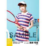 SKE48 2019年6月度 net shop限定個別生写真5枚セットvol.2 高柳明音