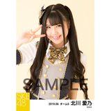 SKE48 2019年6月度 個別生写真5枚セット 北川愛乃