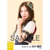 SKE48 2019年6月度 個別生写真5枚セット 北川綾巴
