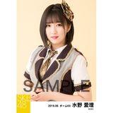SKE48 2019年6月度 個別生写真5枚セット 水野愛理