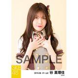 SKE48 2019年6月度 個別生写真5枚セット 谷真理佳
