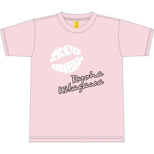 SKE48 「コケティッシュ渋滞中 」 選抜メンバー Tシャツ 北川綾巴