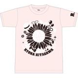 SKE48 「前のめり」 選抜Tシャツ 北川綾巴