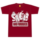 SKE48 「コップの中の木漏れ日」 選抜Tシャツ 古畑奈和