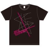 SKE48 「チキンLINE」 選抜Tシャツ 菅原茉椰