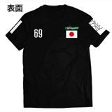 SKE48×新日本プロレス/松井珠理奈(17) タグチジャパン Tシャツ
