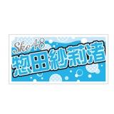 AKB48 41stシングル 選抜総選挙 個別BIGタオル SKE48 type 惣田紗莉渚