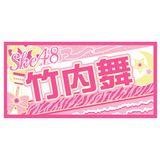 AKB48 41stシングル 選抜総選挙 個別BIGタオル SKE48 type 竹内舞