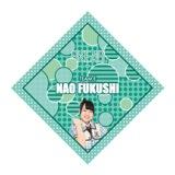 SKE48 2015年10月度個別グッズ「ハンカチ」 福士奈央