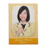 SKE48 2013年10月度個別グッズ 「SKE48 個別クリアファイル」 松井珠理奈
