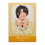 SKE48 2013年10月度個別グッズ 「SKE48 個別クリアファイル」 矢方美紀