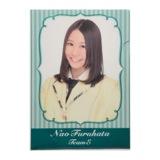 SKE48 2013年10月度個別グッズ 「SKE48 個別クリアファイル」 古畑奈和