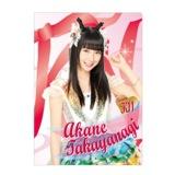 SKE48 2014年6月度個別グッズ「クリアファイル」 58種 高柳明音
